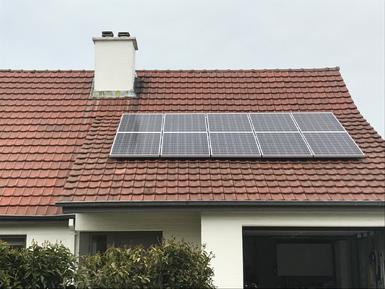 2.750Wp - Panelen Solarwatt te Meeuwen-Gruitrode