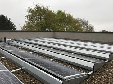 9.900Wp - Panelen Solarwatt te Lanaken