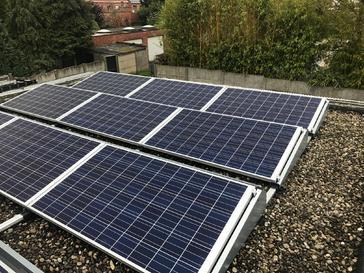 3.300Wp - Panelen Solarwatt te Herentals
