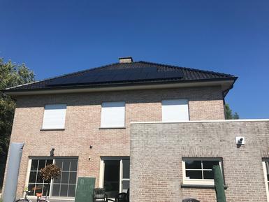 3.705Wp - Panelen Solarwatt te Rijkevorsel