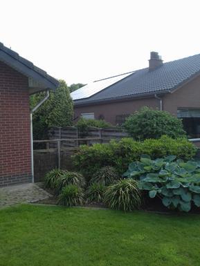 5.985Wp panelen Solarwatt te Overpelt