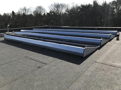 4.505Wp - panelen Solarwatt te Merksplas