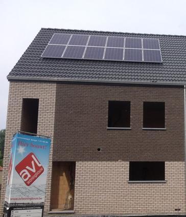 12 panelen viessmann 260 wp te hoeselt