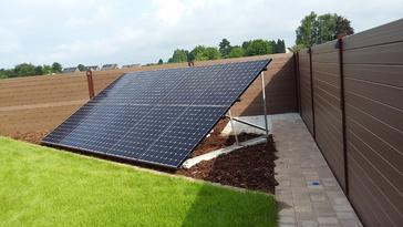 10 panelen sunpower 345 wp te riemst