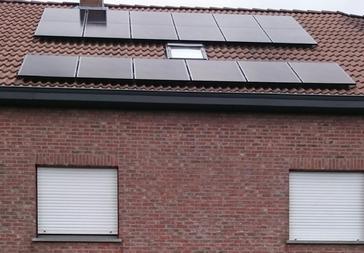 36 panelen solar frontier 170 wp te zele