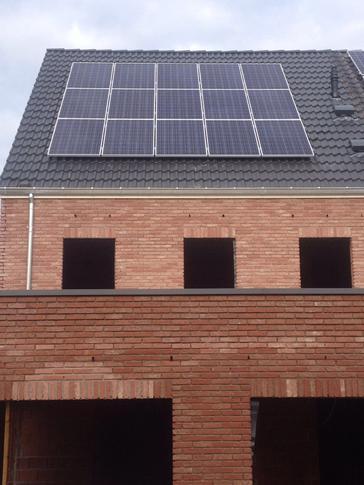 15 panelen viessmann 260 wp te vilvoorde