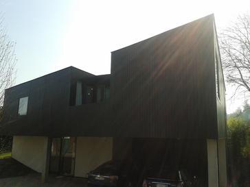 18 SCHUCO panelen 255 Wp te Hoeilaart - Vlaams Brabant