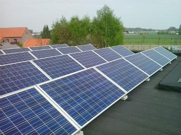 6000 Wp zonnepanelen