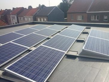 Zonnepanelen pakket van 3.500 Wp te ST-Truiden