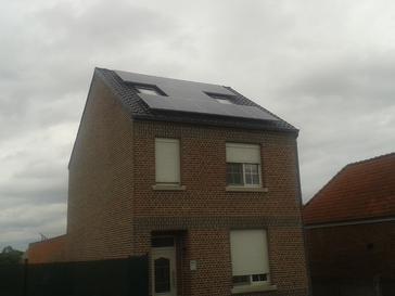12 zonne-panelen 250 Wp