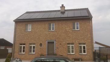 PV-installatie geplaatst door G&D Energy