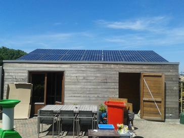 SUNPOWER panelen door G&D Energy