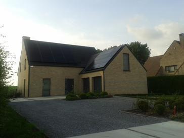 PV instalatie te Tongeren Limburg