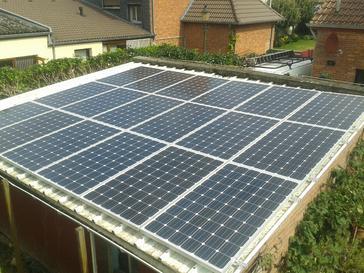 4500 Wp zonnepanelen, G&D Energy, op ons kan u rekenen.