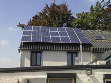 5.250 Wp zonnepanelen te Bocholt
