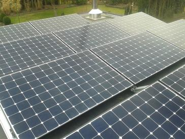 Sunpower 327 Wp panelen