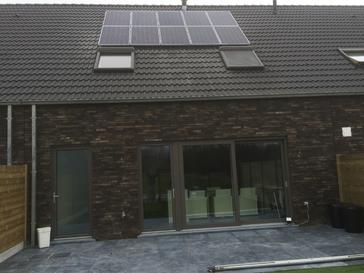 10 panelen 250 Wp te Eeklo - Oost Vlaanderen