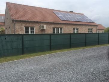 18 panelen Viessmann 260 Wp te Diepenbeek