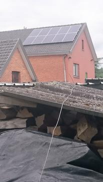 10 panelen 260 Wp te Diepenbeek