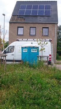 10 panelen Viessmann 255 Wp te Berlaar -  Antwerpen