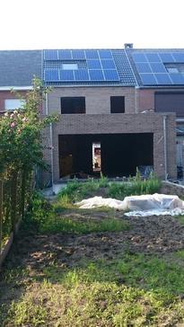 12 panelen Viessmann 255 Wp te Mechelen