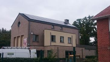 21 panelen Viessmann 275 Wp te Diepenbeek