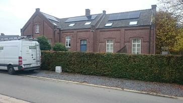 22 panelen AXITEC 270 Wp met SolarEdge te Wijshagen