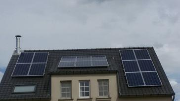 22 panelen axitec 265 wp solar edge te alken