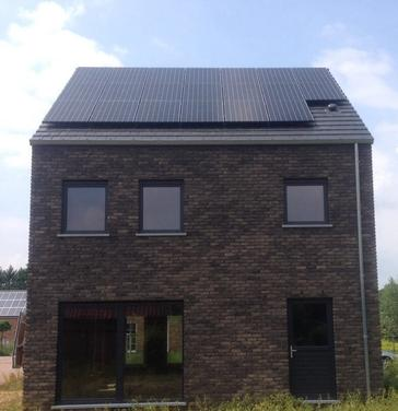 20 panelen sunpower 327 wp full black te rekem
