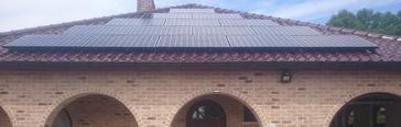 15 panelen sunpower 327 wp full black te zonhoven