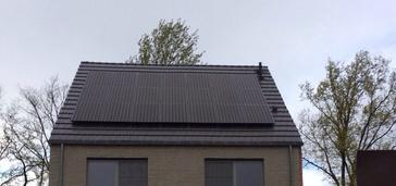 21 panelen sunpower 327 wp full black te kuringen