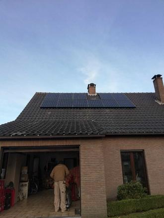 Zonnepanelen Limburg Zoersel Sunpower