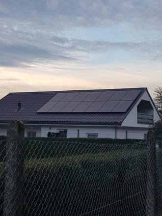 Zonnepanelen Limburg Zutendaal Soluxtec
