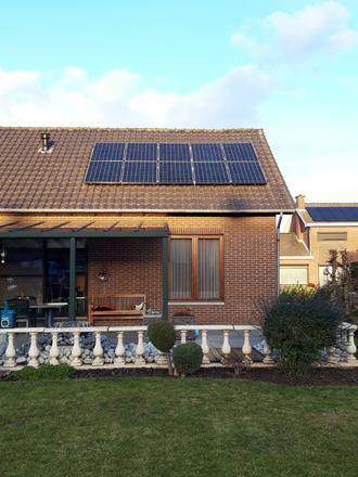 Zonnepanelen Dilsen-stokkem Sunpower Limburg