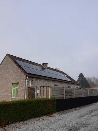 Zonnepanelen Soluxtec Vlaanderen Limburg