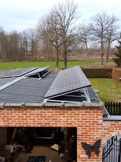 zonnepanelen limburg tessenderlo Sunpower
