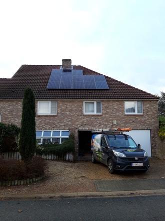 Zonnepanelen Limburg Sunpower X22