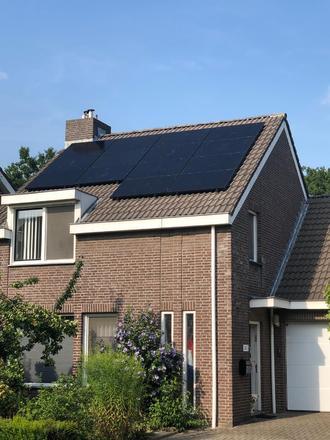 Sunpower zonnepanelen x21-350 Full Black