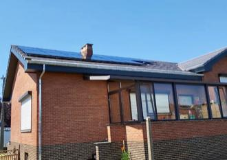 Sunpower zonnepanelen x21-350 Full Black in Kuringen- Sunlogics