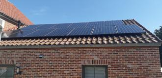 Sunpower zonnepanelen Maxeon2 360WP in Diepenbeek- Sunlogics