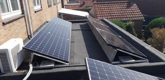 Sunpower zonnepanelen Maxeon2 in Susteren - Sunlogics