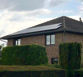 SunPower zonnepanelen P19-320WP Full Black in Sint-Truiden