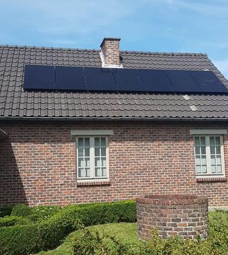 SunPower Zonnepanelen in Zutendaal- Sunlogics