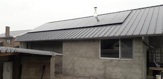 Sunpower Zonnepanelen Maxeon2 360WP met Omvormer en optimizers SolarEdge in Wellen
