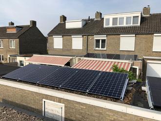 Sunpower Maxeon2 360WP en SMA omvormer Maastricht