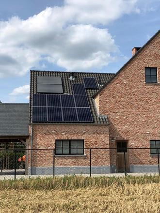 Sunpower Zonnepanelen Maxeon2 360 WP in Opglabeek