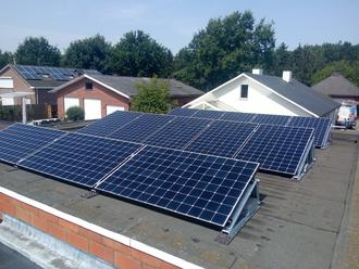 13 Sunpower Zonnepanelen Maxeon 2 360WP in Oelegem