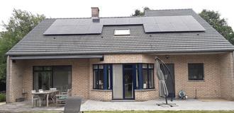 Sunpower zonnepanelen Maxeon2 360WP in Tessenderlo