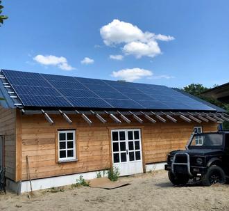 Sunpower Maxeon2 zonnepanelen in Lommel - Sunlogics