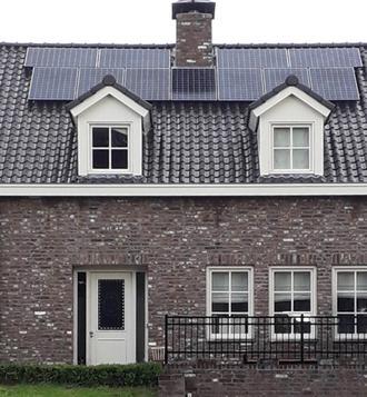 Sunpower Zonnepanelen in Gronsveld NL - Sunlogics